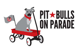 pit bulls on parade
